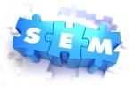 SEM - Text on Blue Puzzles.